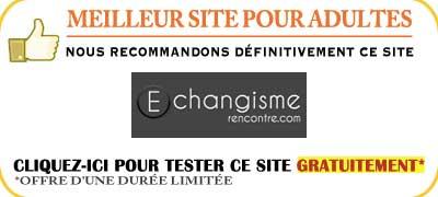 Avis sur Echangisme-Rencontre en France