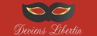 Logo du site DeviensLibertin France